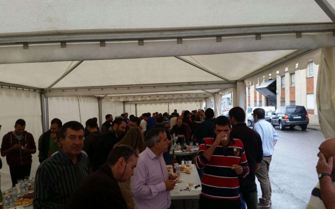 Inauguración en León